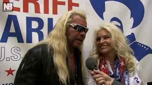 dog the bounty hunter mrs dog chapman interview at cpac 2017 youtube