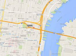 Pennsylvania Turnpike Map by Unit 630 U2013 N S Ben Franklin Bridge I 676 F W U2013 Philadelphia Pa