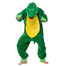 dinosaur halloween costume for adults kids childs animal zoo farmyard woodland boys girls fancy dress