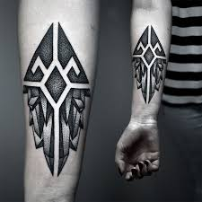 beautiful geometric tattoos google search ink pinterest