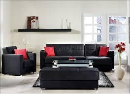 Black Microfiber Sectional Sofa Furniture Wonderful Black Microfiber Sectional Fabric Sectional