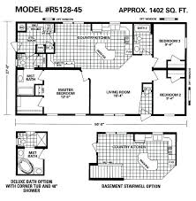 1970 mobile home floor plans home plan
