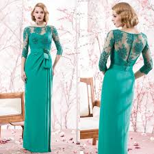 aliexpress com buy green chiffon lace new charming mother of the