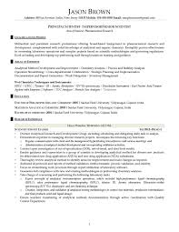 Resume Samples Areas Of Expertise by Science And Research Resume Examples