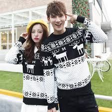 couple christmas sweaters matching christmas sweaters couple