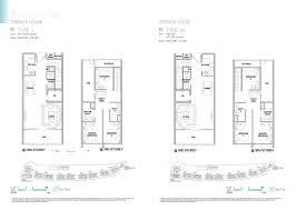 terraced house floor plan singapore u2013 house design ideas