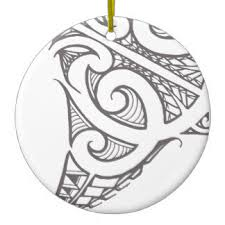 maori moko ornaments keepsake ornaments zazzle