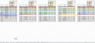 Google Spreadsheets Download Csg Fantasy Football Spreadsheet V3 9 Fantasyfootball