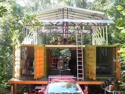 iso shipping container housing pod living deed surripui net