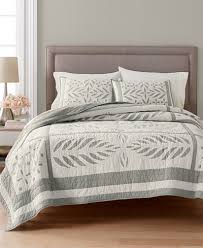What Is A Sham For A Bed Quilts And Bedspreads Macy U0027s