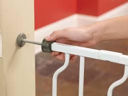 amazon com regalo extra widespan walk through safety gate white