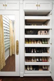 Closet Door Shoe Storage Shoe Storage Solutions Fashion Detroit Traditional Closet