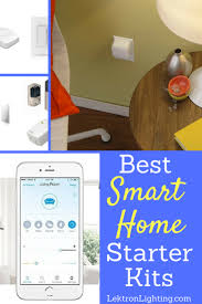 alexa smart home starter kits to consider lektron lighting
