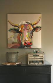 best 25 cow painting ideas on pinterest cow art cow wall art