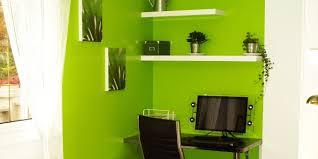 bureau vert exemples du moment pour une agréable décoration bureau vert