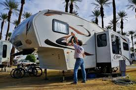 How To Clean Rv Awning How I Wash Wax And Detail The Rv Loveyourrv Com Blog