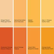 dunn edwards paints paint color discreet orange de5143 click