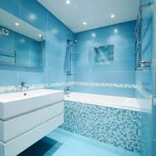 Bathtubs Montreal Montreal Mosaic Tiles Bathroom Contemporary With Window Sheers