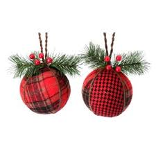 Sequin And Glitter Christmas Ball Decorations by Candy Cane Christmas Ball Ornaments You U0027ll Love Wayfair