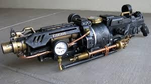 nerf car gun steampunk nerf vulcan is a mod of beauty tested