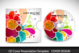 Cd Cover Corel Draw Template Free Vector Download 104 951 Free Free Cd Template