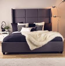 king bed frame with headboard home design ideas