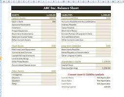 Opening Day Balance Sheet Template Best 25 Balance Sheet Template Ideas On Balance Sheet