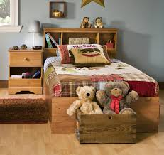 Pine Bed Set South Shore Amesbury Wood Captain S Bed 3