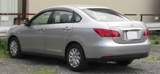 gallery of nissan bluebird sylphy