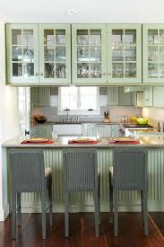 double sided kitchen cabinets open country rustic kitchen by david kaplan on homeportfolio