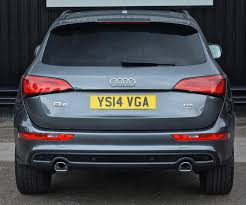 Audi Q5 62 Plate - used 2014 audi q5 tdi quattro s line plus for sale in south