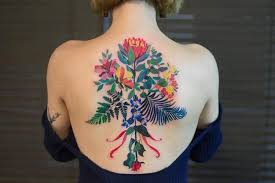 100 watercolor tattoo los angeles watercolor tattoo