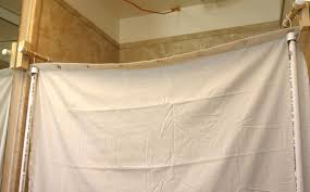 Shower Curtains For Stand Up Showers Bathroom Shower Curtain Rods Shower Curtain Stall Size Shower