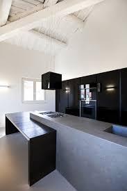 cuisine en noir plan de travail cuisine en 71 photos idées inspirations conseils