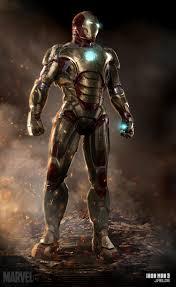 iron man 3 posed mark 42 by jfields217 on deviantart