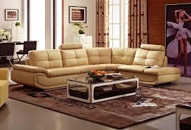 canapé qualité canapé d angle qualité luxe 6 7 places bellastar coloris beige