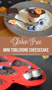 mini no bake toblerone cheesecake champagne u0026 gumboots