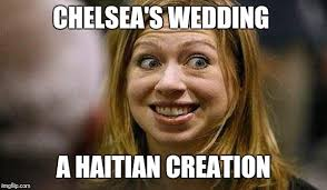 Haitian Meme - chelsea clinton imgflip