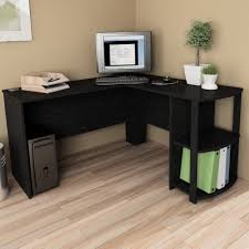 l shaped corner desk computer workstation home office executive