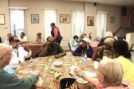 best thanksgiving games roselle hosts annual pre thanksgiving day dinner for seniors
