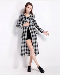 collection plaid shirt dress for women pictures best fashion