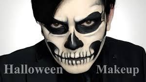 imagenes de calaveras hombres maquillaje para halloween calavera lady gaga skull zombi boy
