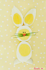 Hard Boiled Eggs For Easter Decorating Hard Boiled Egg U0026 Bunnies A Fun Way To Use Up Leftover
