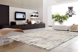 Modern Silk Rugs Pasargad Modern Knotted Rayon From Bamboo Silk Ivory Area Rug