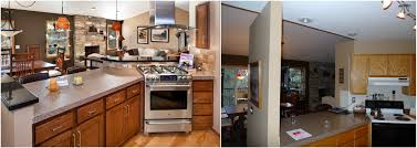 kitchen remodels before and after ideas kitchen remodels before