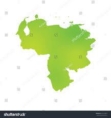 Map Of Venezuela Map Country Venezuela Stock Vector 431443459 Shutterstock