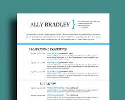 Easy Resume Templates Free Resume Template Mac Free Basic Resume Format Free Basic Resume