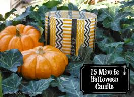 Halloween Washi Tape by Turn Your Bathandbodyworks Candle Into A Halloween Candle With