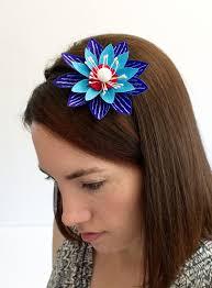 4th of july headbands vitamini handmade diy 4th of july paper flower headband