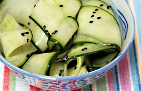 sesame ribbon the pantry japanese rice vinegar recipe cucumber